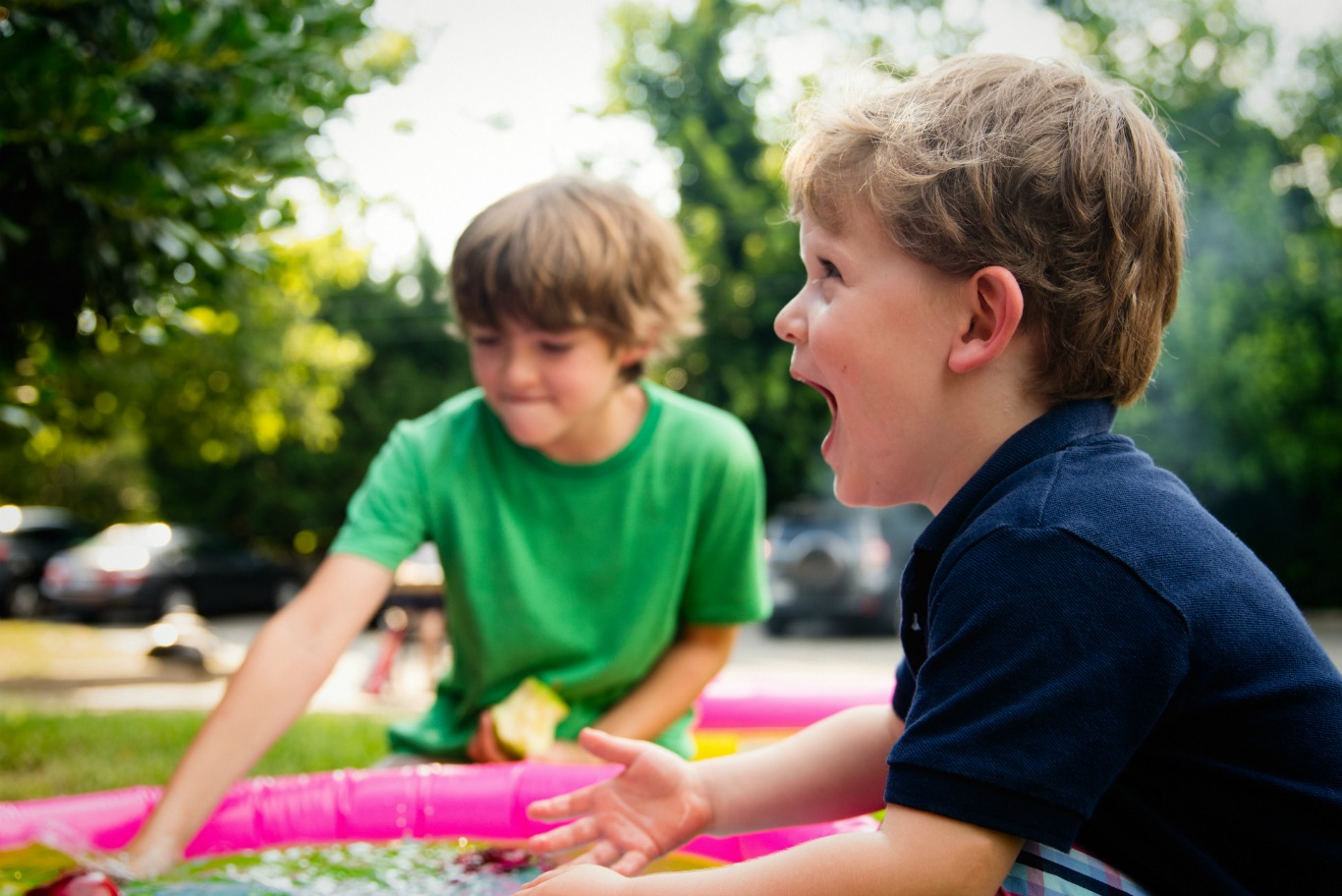 My Boys Can't Sit Still on the Carpet: Does Gender Really Matter?